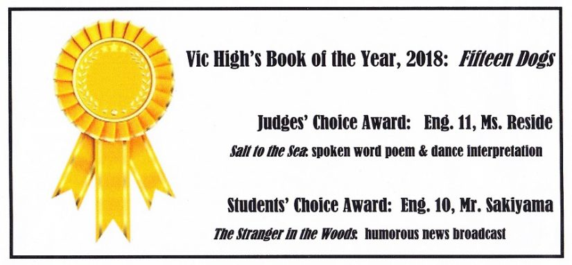 Vic High Reads