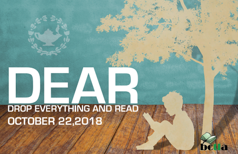 Drop Everything and Read Day!