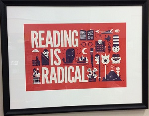 Reading is Radical